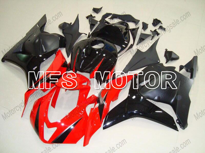 Injection ABS Fairing For Honda CBR600RR 2009-2012 - Fabrikkstil - Rød Svart - MFS8263 - Shopping og engros