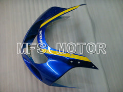 Injection ABS Fairing For Suzuki GSXR600 2001-2003 - Movistar - Rød Blå - MFS2101 - Shopping og engros