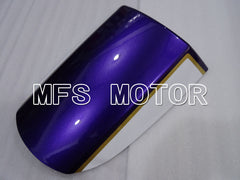 Injection ABS Fairing For Suzuki GSXR600 2001-2003 - Fabriksstil - Gul Lilla - MFS2142 - Shopping og engros