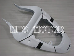 Injektion ABS Fairing For Suzuki GSXR600 2001-2003 - Fabriksstil - Hvid Blå - MFS2144 - Shopping og engros
