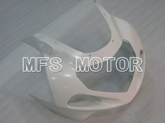 Injection ABS Fairing For Suzuki GSXR600 2001-2003 - Fabriksstil - Hvid - MFS2204 - Shopping og engros
