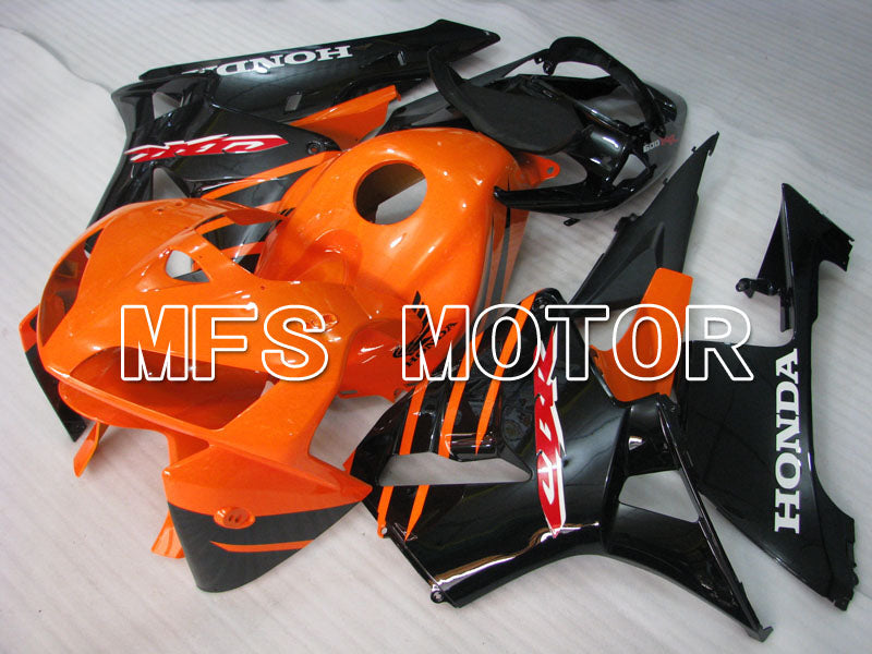 Injection ABS Fairing For Honda CBR600RR 2005-2006 - Andre - Orange Black - MFS2211 - Shopping og engros