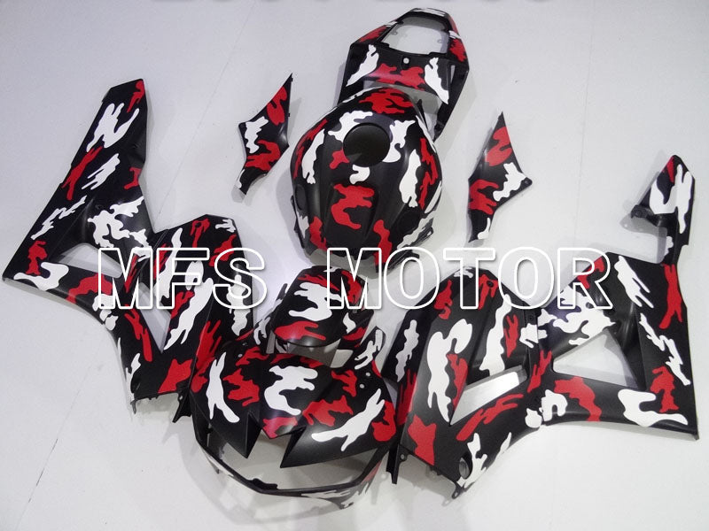 Injection ABS Fairing For Honda CBR600RR 2013-2017 - Customize - Red White Black - MFS2408 - shopping and wholesale