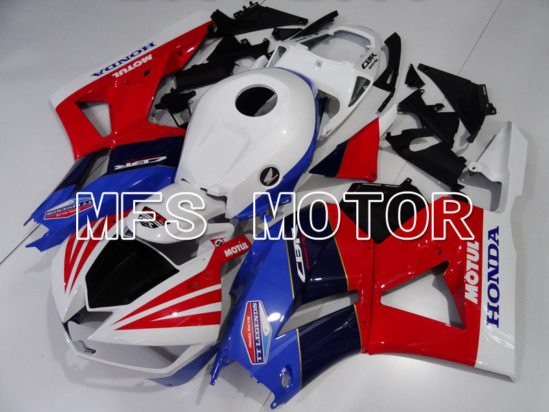 Injection ABS Fairing For Honda CBR600RR 2013-2017 - Customize - Red White Blue - MFS2413 - shopping and wholesale