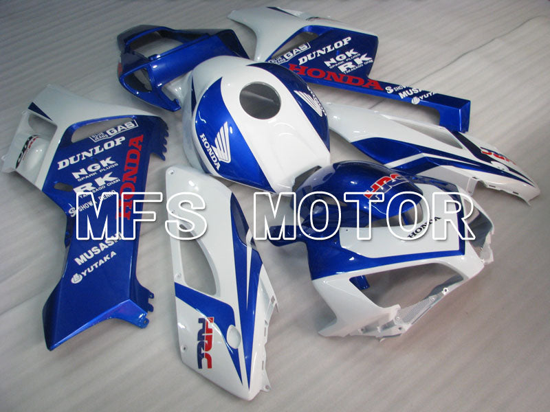 Injection ABS Fairing For Honda CBR1000RR 2004-2005 - HRC - White Blue - MFS2524 - shopping and wholesale