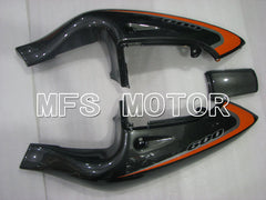 ABS Fairing For Suzuki GSXR600 1997-2000 - Fabriksstil - Grå Orange - MFS2538 - Shopping og engros