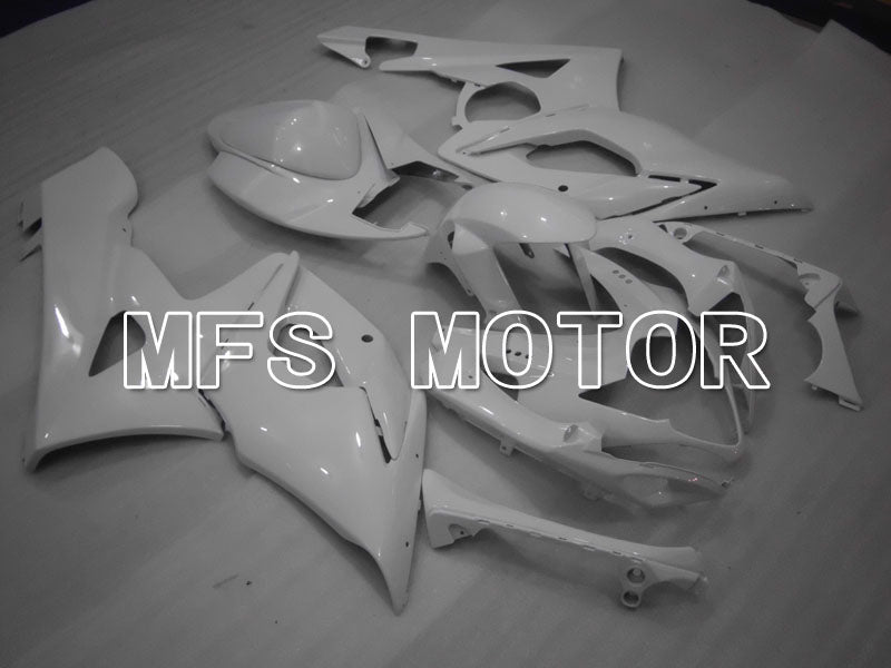Injection ABS Fairing For Suzuki GSXR1000 2005-2006 - Factory Style - White - MFS2623 - shopping and wholesale