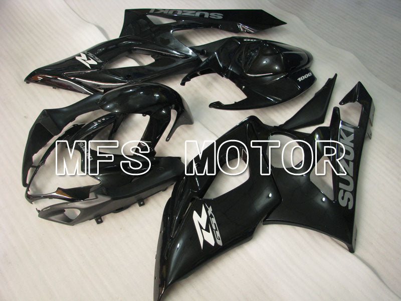 Injection ABS Fairing For Suzuki GSXR1000 2005-2006 - Factory Style - Black - MFS2648 - shopping and wholesale