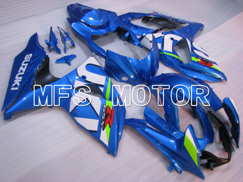 Injection ABS Fairing For Suzuki GSXR1000 2009-2016 - Factory Style - Blue - MFS2711 - shopping and wholesale