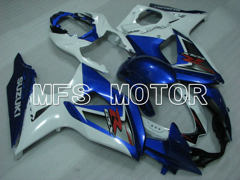 Injection ABS Fairing For Suzuki GSXR1000 2009-2016 - Factory Style - White Blue - MFS2712 - shopping and wholesale