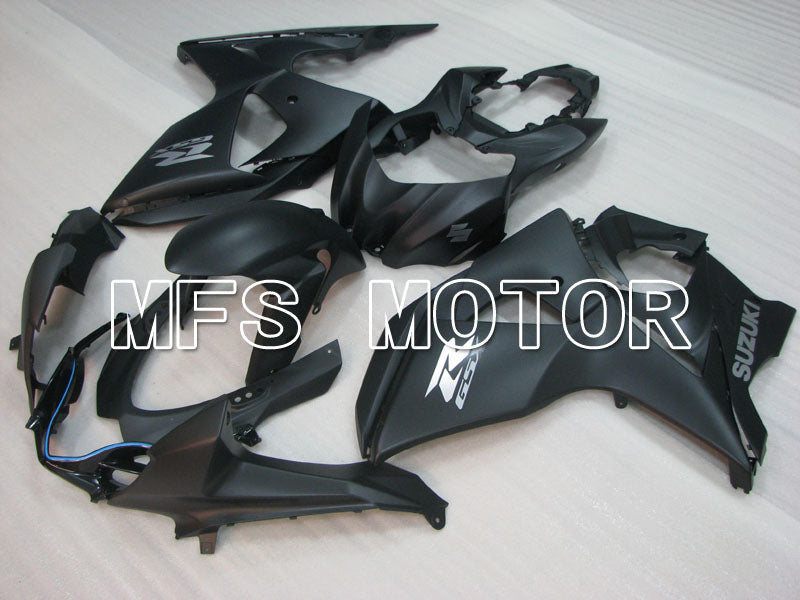 Injection ABS Fairing For Suzuki GSXR1000 2009-2016 - Factory Style - Black Matte - MFS2727 - shopping and wholesale
