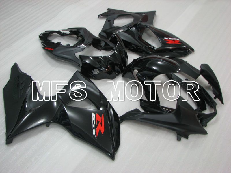 Injection ABS Fairing For Suzuki GSXR1000 2009-2016 - Factory Style - Black - MFS2728 - shopping and wholesale