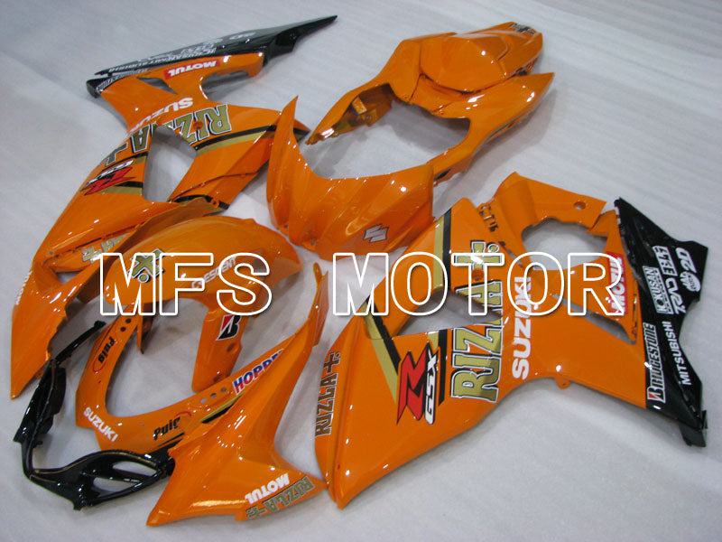 Injection ABS Fairing For Suzuki GSXR1000 2009-2016 - Rizla+ - Orange - MFS2731 - shopping and wholesale