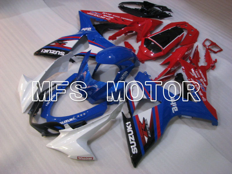 Injection ABS Fairing For Suzuki GSXR1000 2009-2016 - Customize - Red Blue - MFS2732 - shopping and wholesale