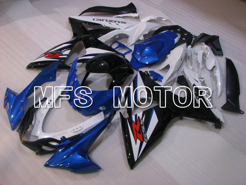 Injection ABS Fairing For Suzuki GSXR1000 2009-2016 - Factory Style - Black White Blue - MFS2733 - shopping and wholesale