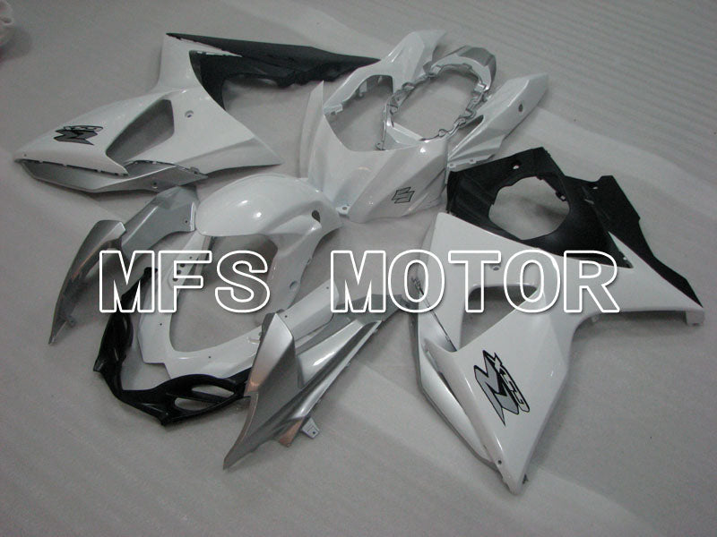 Injection ABS Fairing For Suzuki GSXR1000 2009-2016 - Factory Style - White - MFS2737 - shopping and wholesale