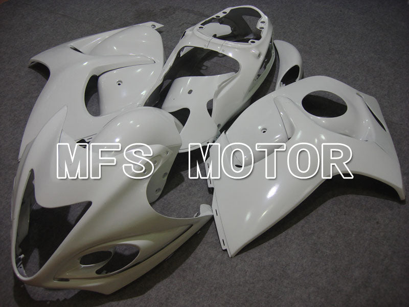 Injection ABS Fairing For Suzuki GSXR1300 Hayabusa 2008-2015 - Fabrikkstil - Hvit - MFS2739 - Shopping og engros