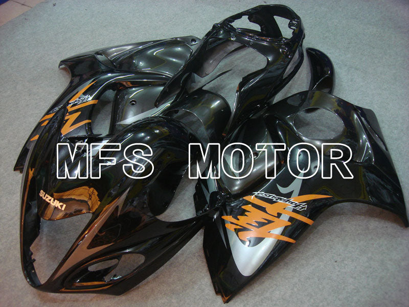 Injection ABS Fairing For Suzuki GSXR1300 Hayabusa 2008-2015 - Factory Style - Black - MFS2741 - shopping and wholesale