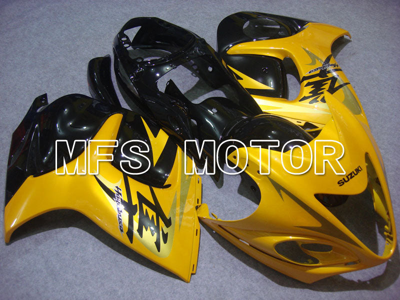 Injection ABS Fairing For Suzuki GSXR1300 Hayabusa 2008-2015 - Factory Style - Black Yellow - MFS2743 - shopping and wholesale