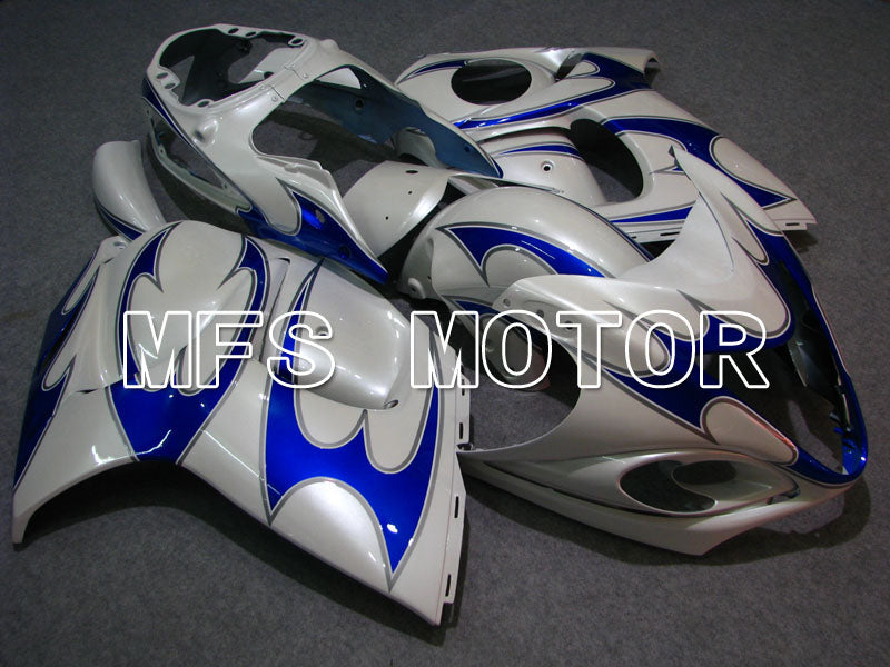 Injection ABS Fairing For Suzuki GSXR1300 Hayabusa 2008-2015 - Others - Blue White - MFS2745 - shopping and wholesale