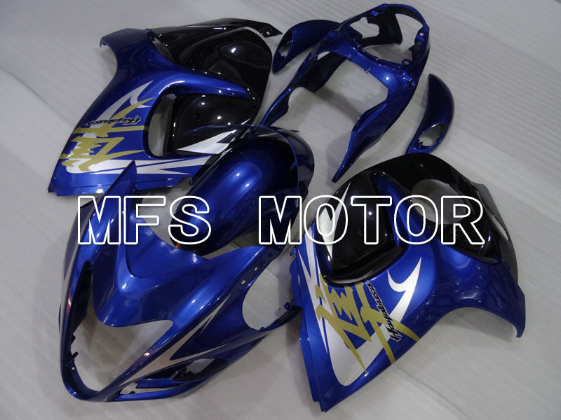 Injection ABS Fairing For Suzuki GSXR1300 Hayabusa 2008-2015 - Factory Style - Blue - MFS2746 - shopping and wholesale