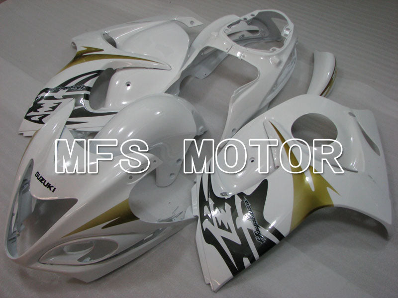 Injection ABS Fairing For Suzuki GSXR1300 Hayabusa 2008-2015 - Fabrikkstil - Hvit - MFS2748 - Shopping og engros