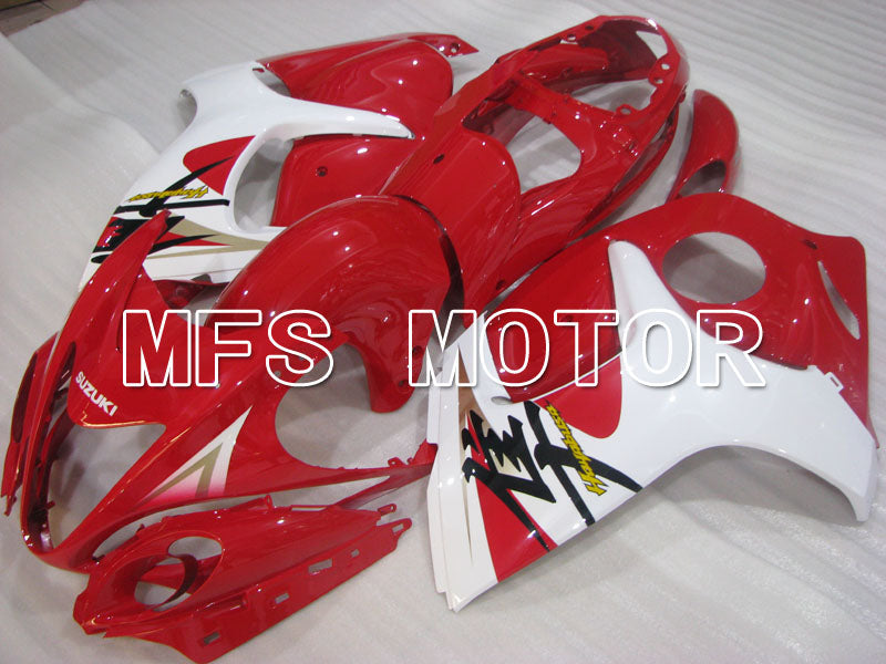 Injection ABS Fairing For Suzuki GSXR1300 Hayabusa 2008-2015 - Factory Style - Red White - MFS2749 - shopping and wholesale