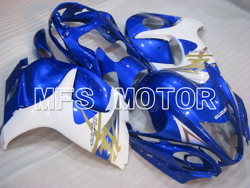 Injection ABS Fairing For Suzuki GSXR1300 Hayabusa 2008-2015 - Factory Style - Blue White - MFS2750 - shopping and wholesale