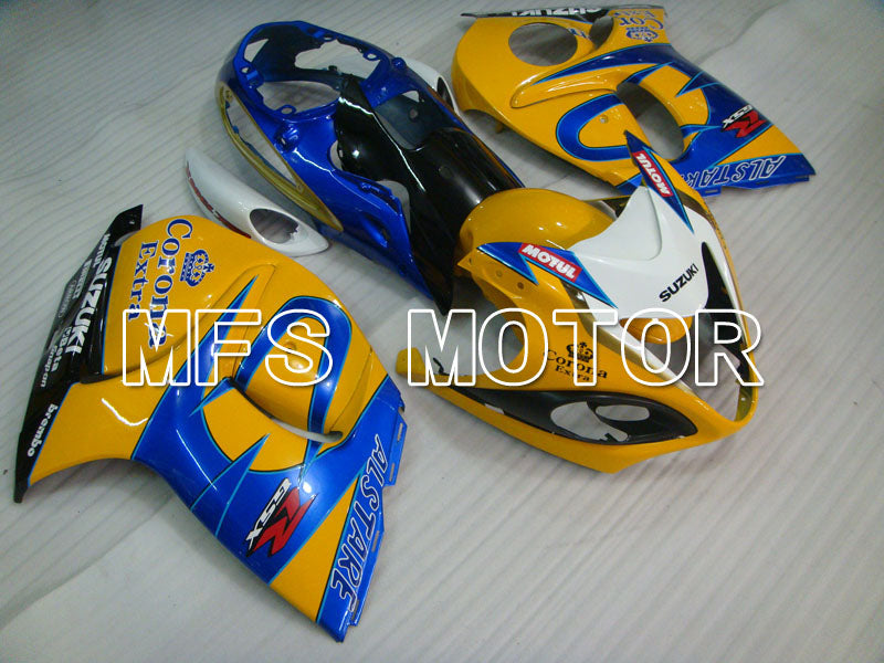 Injection ABS Fairing For Suzuki GSXR1300 Hayabusa 2008-2015 - Corona - Blue Yellow - MFS2753 - shopping and wholesale