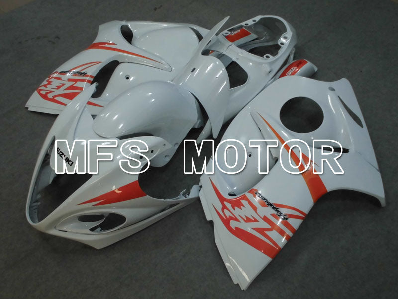 Injection ABS Fairing For Suzuki GSXR1300 Hayabusa 2008-2015 - Fabrikkstil - Hvit - MFS2756 - Shopping og engros