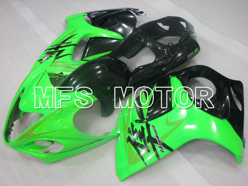 Injection ABS Fairing For Suzuki GSXR1300 Hayabusa 2008-2015 - Factory Style - Black Green - MFS2760 - shopping and wholesale