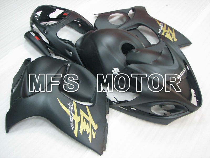 Injection ABS Fairing For Suzuki GSXR1300 Hayabusa 2008-2015 - Fabrikkstil - Svart Matte - MFS2761 - Shopping og engros