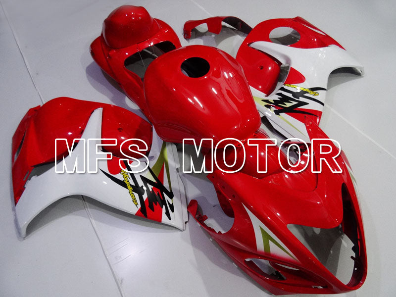 Injection ABS Fairing For Suzuki GSXR1300 Hayabusa 2008-2015 - Factory Style - Red White - MFS2765 - shopping and wholesale