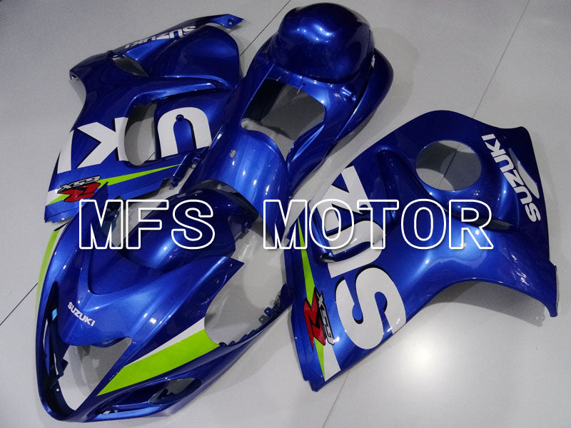 Injection ABS Fairing For Suzuki GSXR1300 Hayabusa 2008-2015 - Factory Style - Blue - MFS2766 - shopping and wholesale