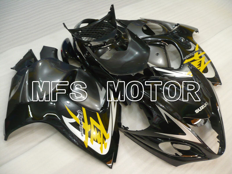 Injection ABS Fairing For Suzuki GSXR1300 Hayabusa 2008-2015 - Factory Style - Black Gray - MFS2767 - shopping and wholesale