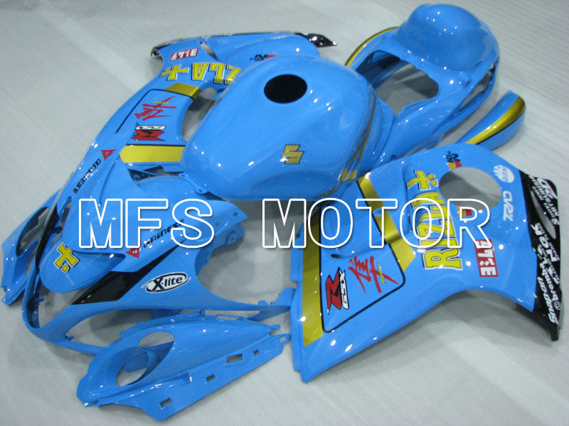 Injection ABS Fairing For Suzuki GSXR1300 Hayabusa 2008-2015 - Rizla+ - Blue - MFS2768 - shopping and wholesale