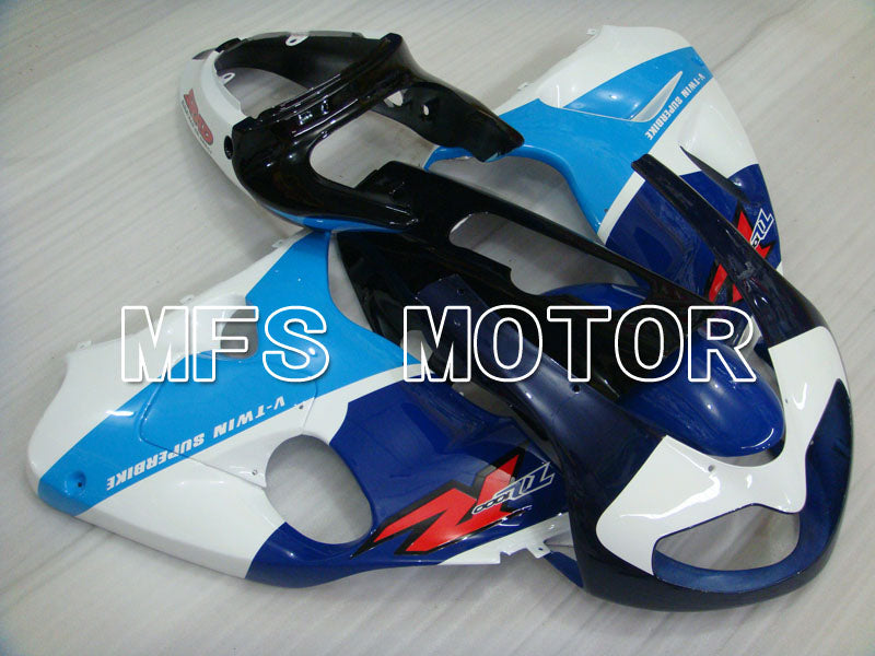 Injection ABS Fairing For Suzuki TL1000R 1998-2003 - Factory Style - Blue White - MFS2817 - shopping and wholesale
