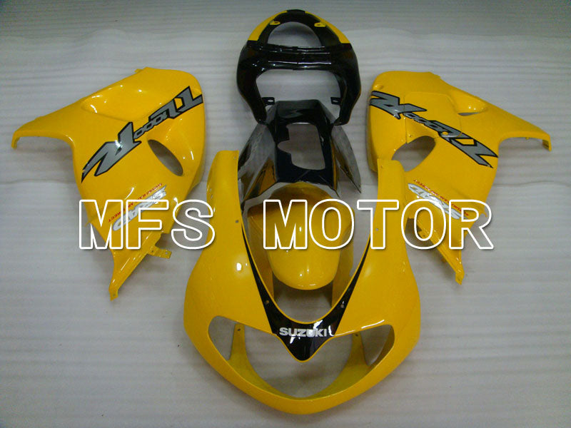 Injection ABS Fairing For Suzuki TL1000R 1998-2003 - Fabriksstil - Sort Gul - MFS2819 - Shopping og engros