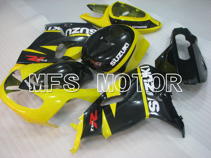 Injection ABS Fairing For Suzuki TL1000R 1998-2003 - Factory Style - Black Yellow - MFS2820 - shopping and wholesale