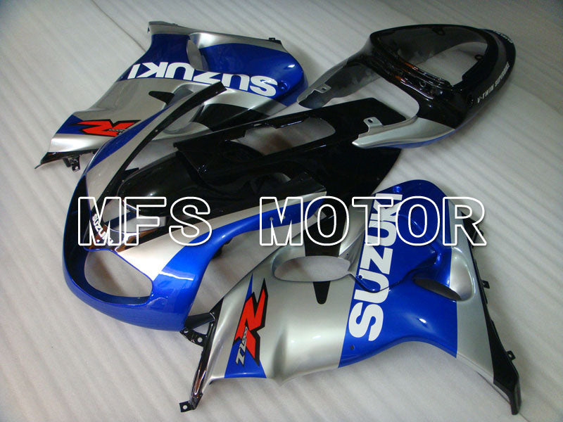 Injektion ABS Fairing For Suzuki TL1000R 1998-2003 - Fabriksstil - Blå Sølv - MFS2824 - Shopping og engros