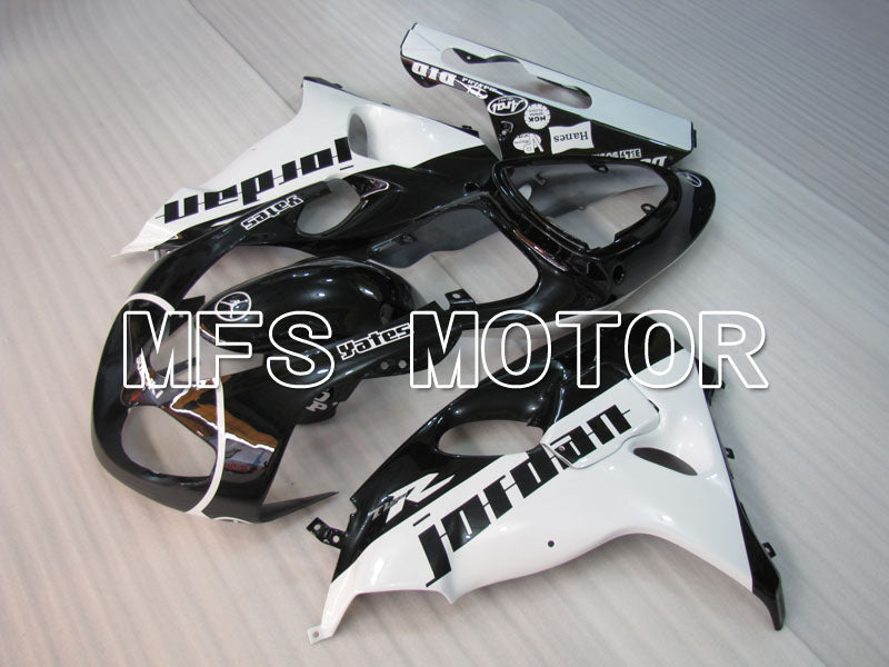 Injection ABS Fairing For Suzuki TL1000R 1998-2003 - Jordan - Sort Hvid - MFS2825 - Shopping og engros