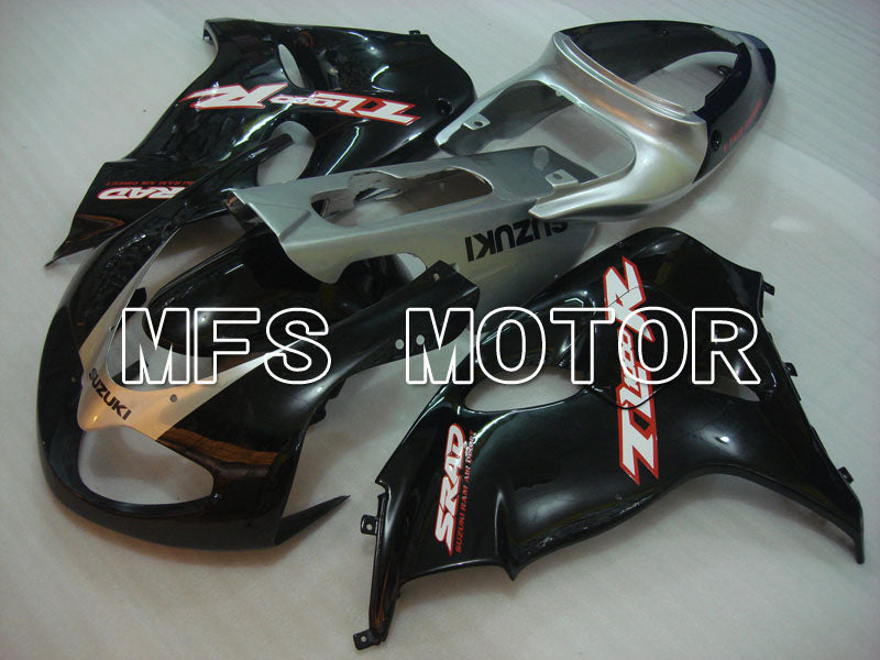 Injection ABS Fairing til Suzuki TL1000R 1998-2003 - Fabriksstil - Sort Sølv - MFS2826 - Shopping og engros