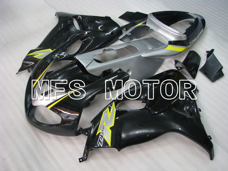 Injection ABS Fairing til Suzuki TL1000R 1998-2003 - Fabriksstil - Sort Sølv - MFS2827 - Shopping og engros