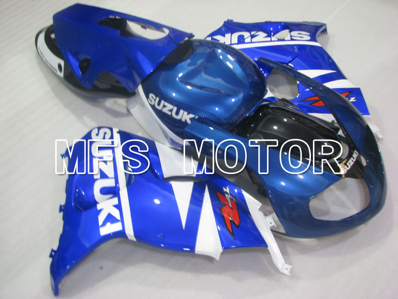 Injection ABS Fairing For Suzuki TL1000R 1998-2003 - Factory Style - Blue White - MFS2832 - shopping and wholesale