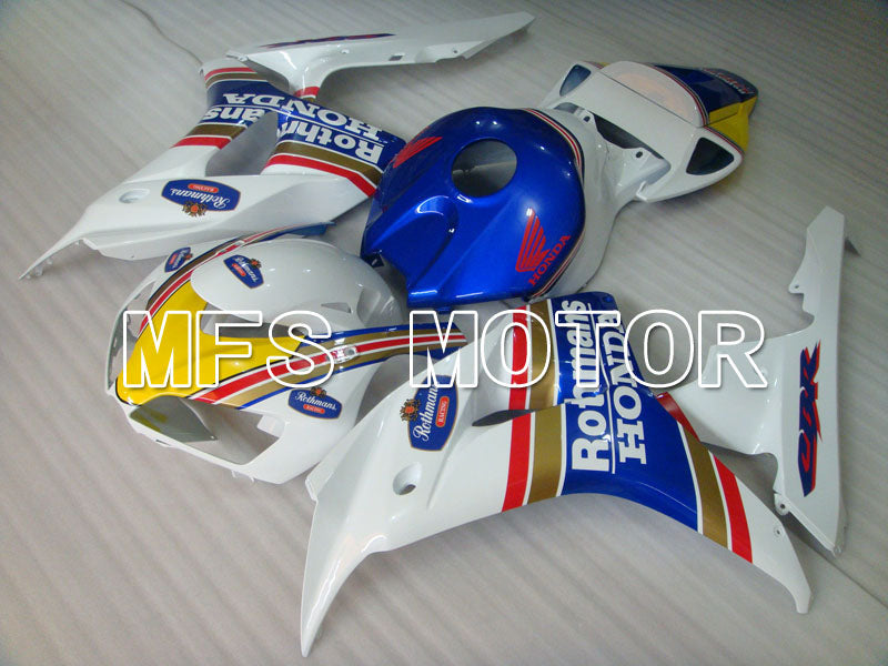 Injection ABS Fairing For Honda CBR1000RR 2006-2007 - Rothmans - Blue White - MFS2902 - shopping and wholesale
