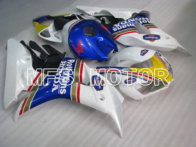 Injection ABS Fairing For Honda CBR1000RR 2006-2007 - Rothmans - Blue White - MFS2903 - shopping and wholesale