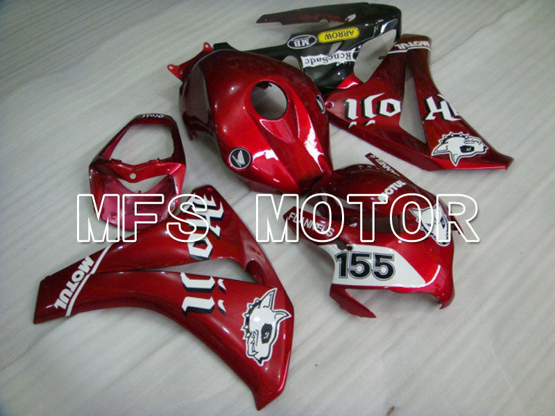 Injeksjon ABS Fairing For Honda CBR1000RR 2008-2011 - FLANTER - Svart - MFS2964 - Shopping og engros