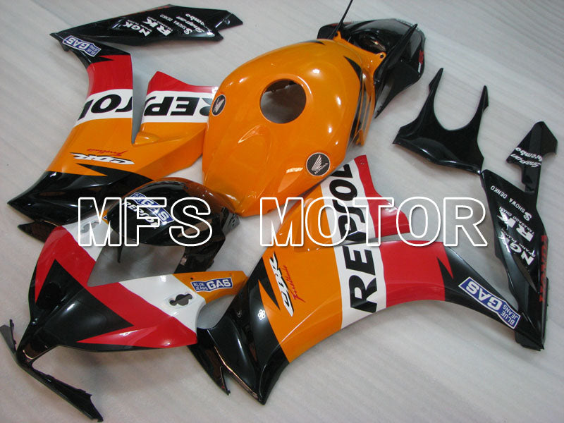 Injection ABS Fairing For Honda CBR1000RR 2012-2016 - Repsol - Black Orange Red - MFS3008 - shopping and wholesale