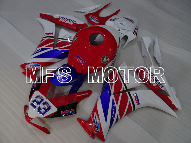 Injection ABS Fairing For Honda CBR1000RR 2012-2016 - HRC - Blue Red White - MFS3010 - shopping and wholesale