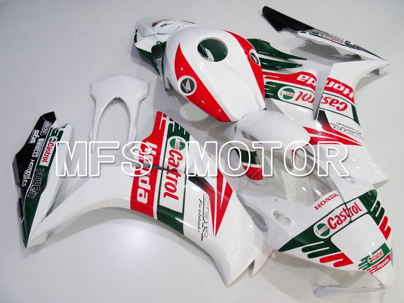 Injection ABS Fairing For Honda CBR1000RR 2012-2016 - Castrol - Red White - MFS3014 - shopping and wholesale